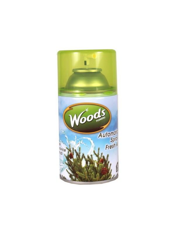Woods Légfrissítő  250ml automatic